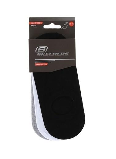 Skechers Spor Çorap Renkli